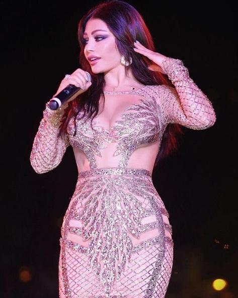 Music Nation - Haifa Wehbe - Concert - Riviera Hotel (124)