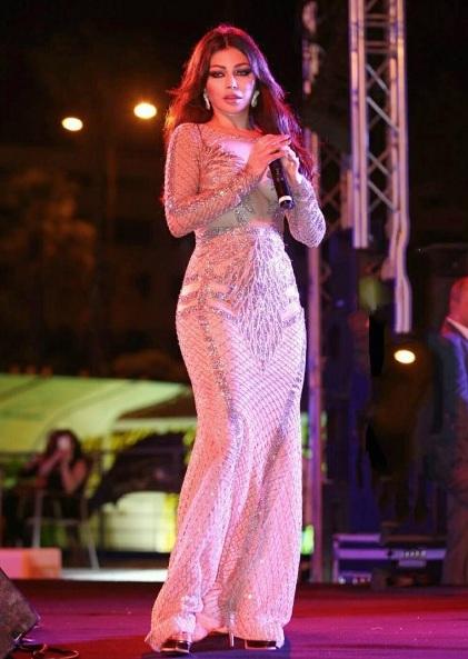 Music Nation - Haifa Wehbe - Concert - Riviera Hotel (128)