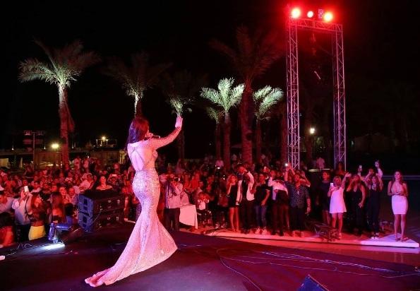 Music Nation - Haifa Wehbe - Concert - Riviera Hotel (129)