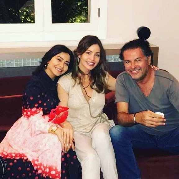 Music Nation - Ragheb Alama & His Wife & Sherine Abdel Wahab (2)