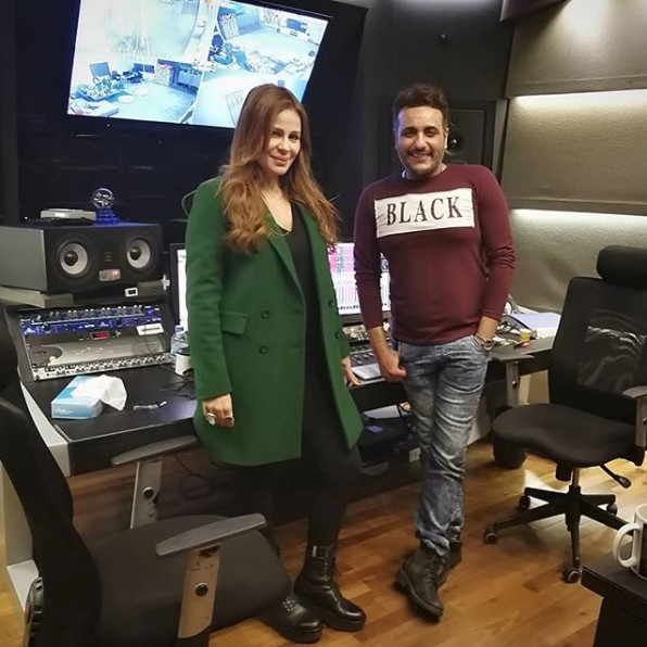 Music Nation - Carole Samaha & Mohamed Rahim