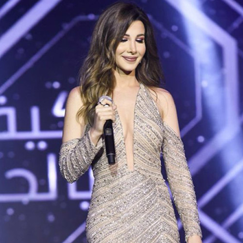 Music Nation - Nancy Ajram - Murex D'or (5)